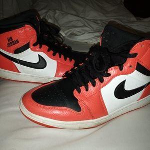 Air Jordan's size 10 used